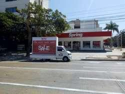 Alquiler de carro vallas en Cali /Vehículos publicitarios