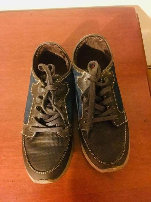 Zapatos de Niño Tall 34 Marca Bosi