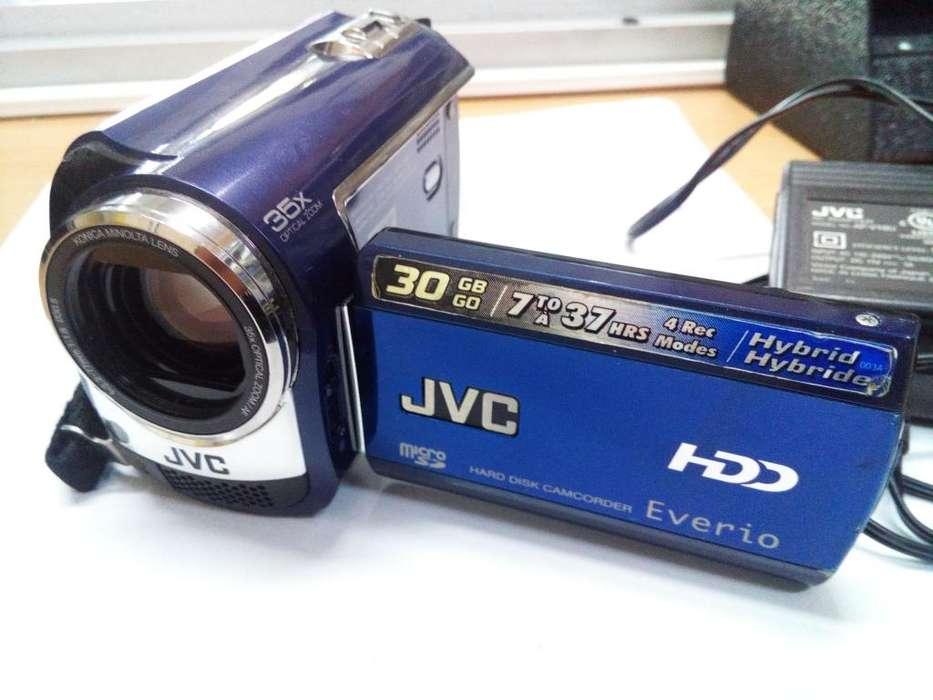 Cámara De Vídeo Jvc Everio Modelo GZ-MG330AU