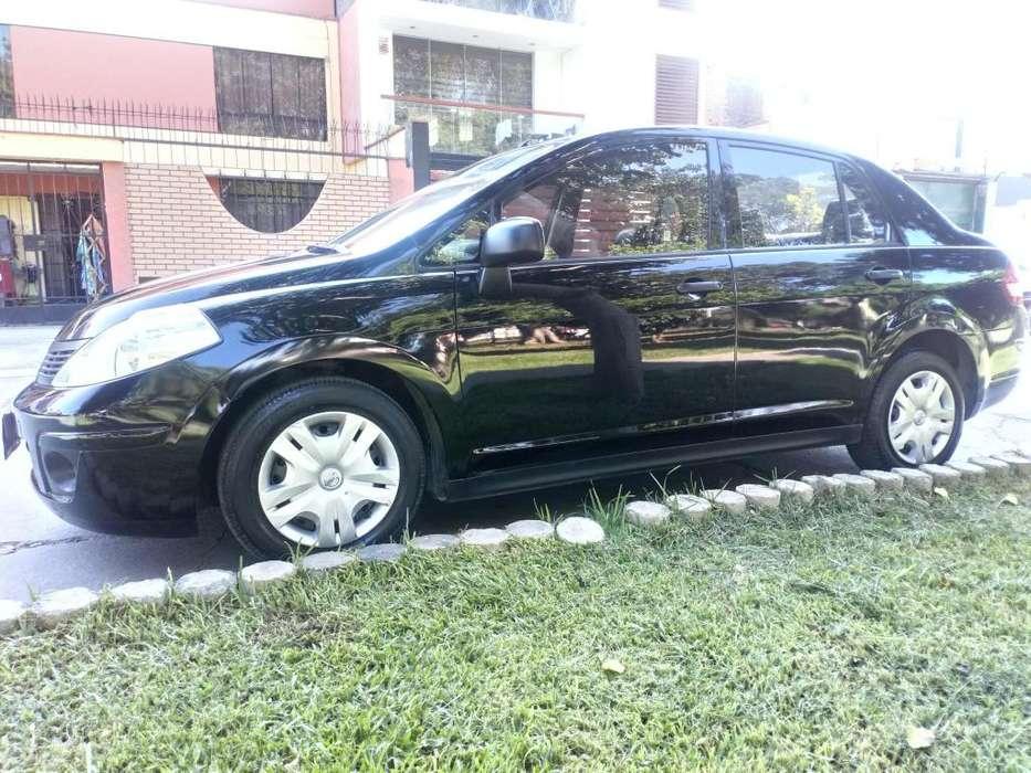 Nissan Tiida 2016 - 27500 km