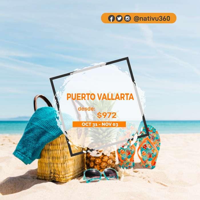 Promoción de lujo en PUERTO VALLARTA