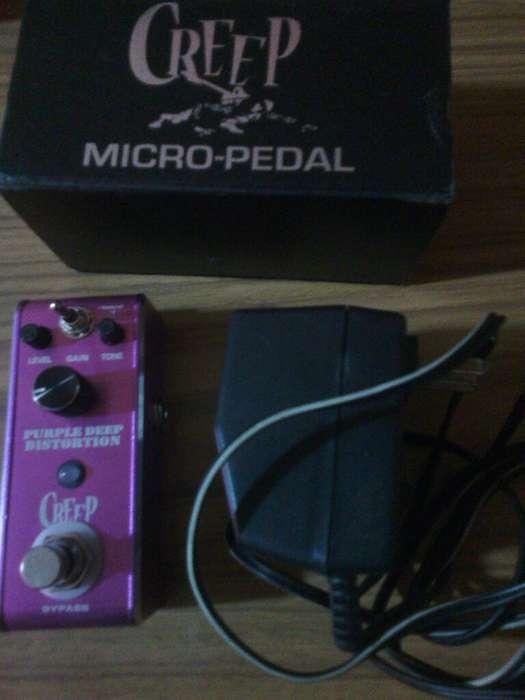 Micropedal Distorcion