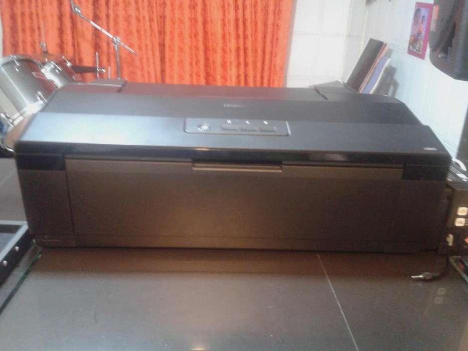 vendo cambio impresora epson l1800 y plancha sublimar 40/40