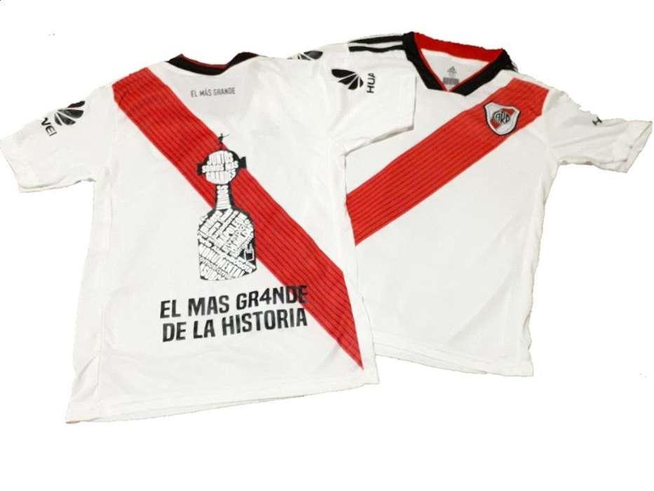 Camiseta River Niños Copa Libertadores