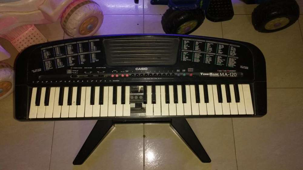 Organeta Casio Tone bank 80000 cel 314 731 4928