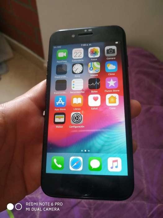 iPhone 7 de 32gb Huella Full