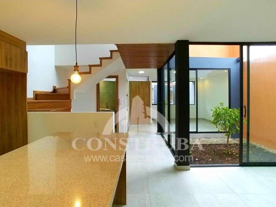 Casas sector Sur de Cuenca sector Av. don Bosco Tecnico Salesianos Mall 4 habitaciones