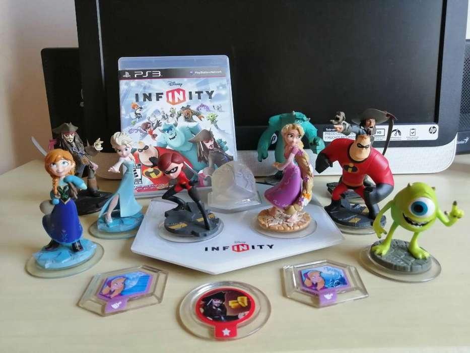 Infinity Playstation 3