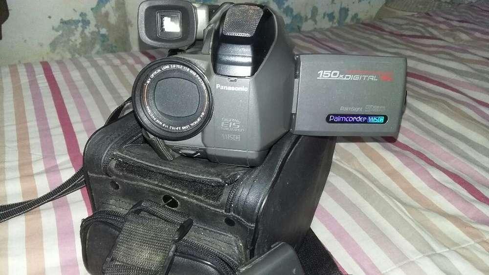 Camara Filmadora Panasonic Vhs C