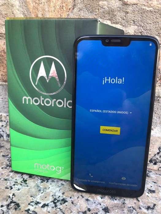 Moto G7 Power Nuevo