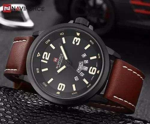 Reloj Naviforce Original (garantía 1 Año)