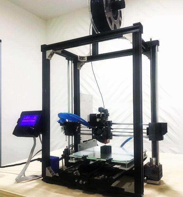 Impresora 3D ROAL
