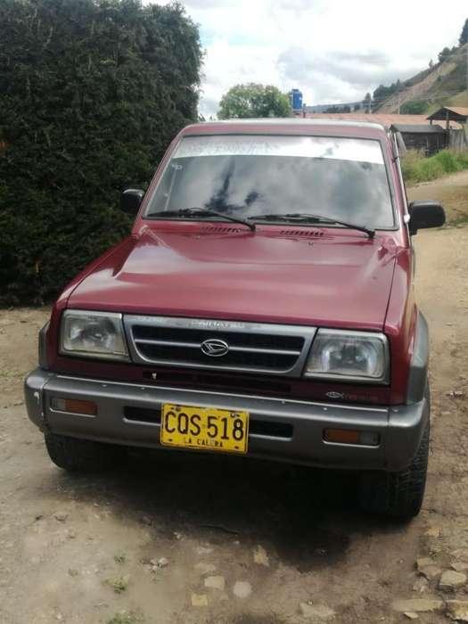 Daihatsu Feroza 1994 - 260000 km