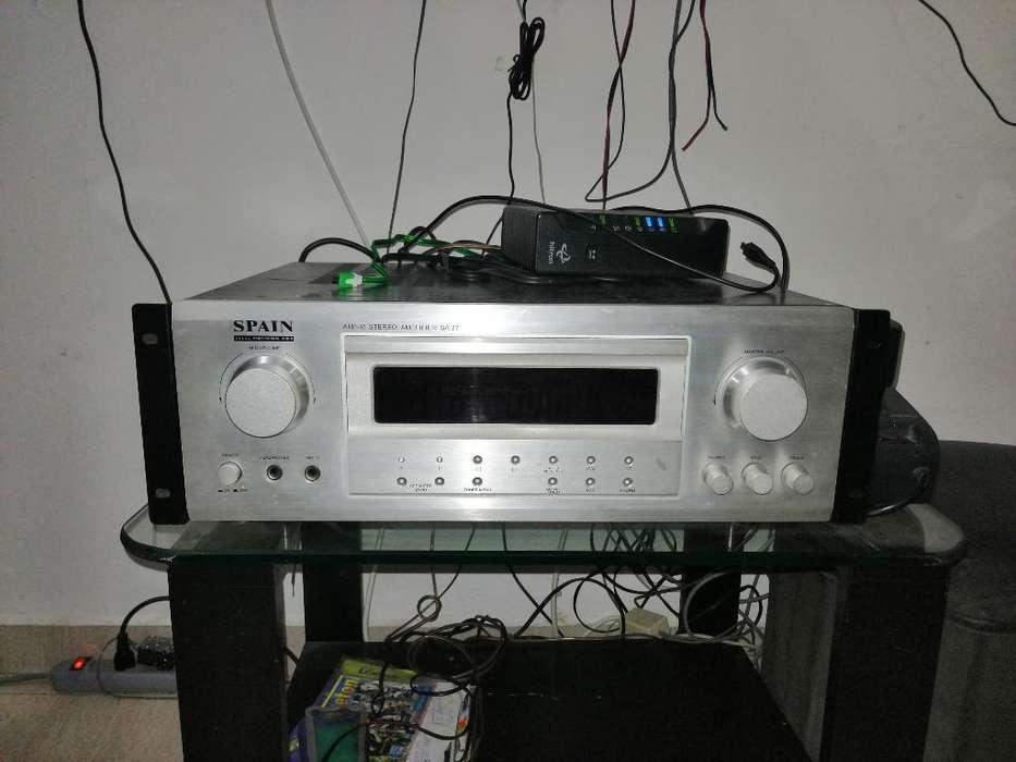 Amplificador Spain