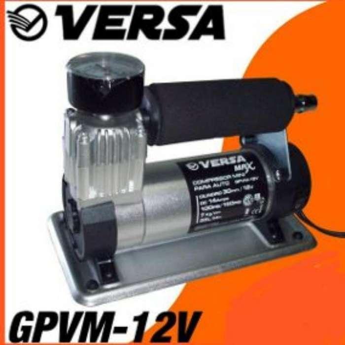 Mini Compresor para Auto Versa