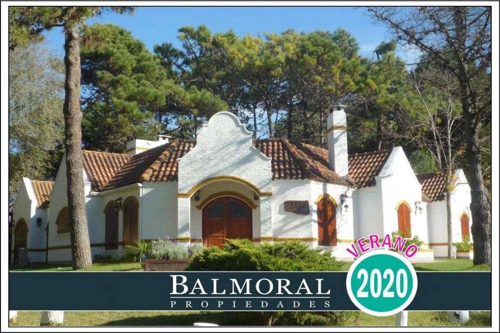 Ref: 8691 - Casa en alquiler, Pinamar, Zona: Norte Tennis Ranch