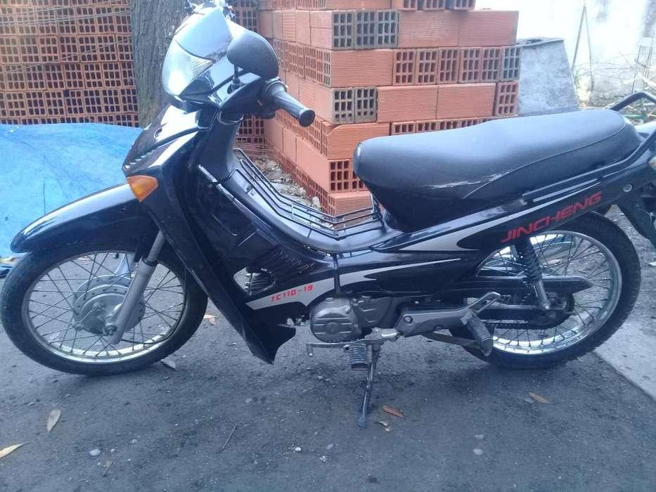 Moto 110 Negra