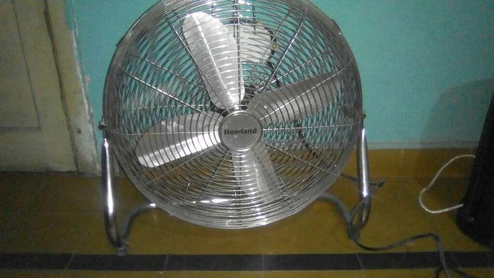 Vendo Ventilador Turbo 3 Velocides
