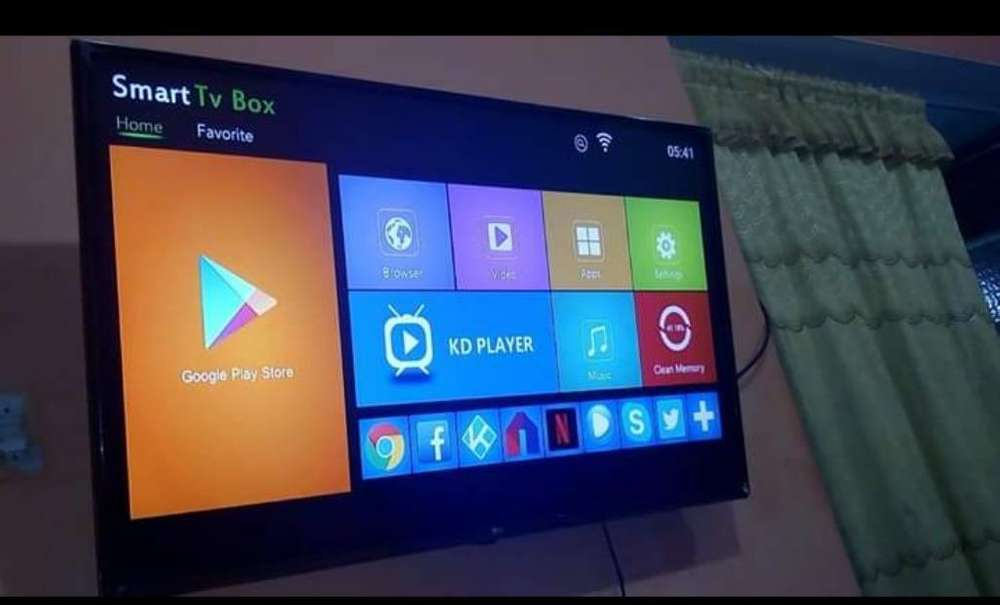 Convierte Tu Lcd O Led en Smart Tv