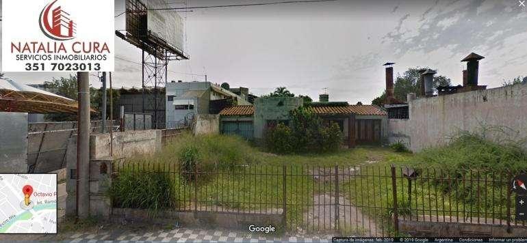SOBRE OCTAVIO PINTO- LOTE 814 Mts Ideal desarrollo comercial - Galpon- Locales etc
