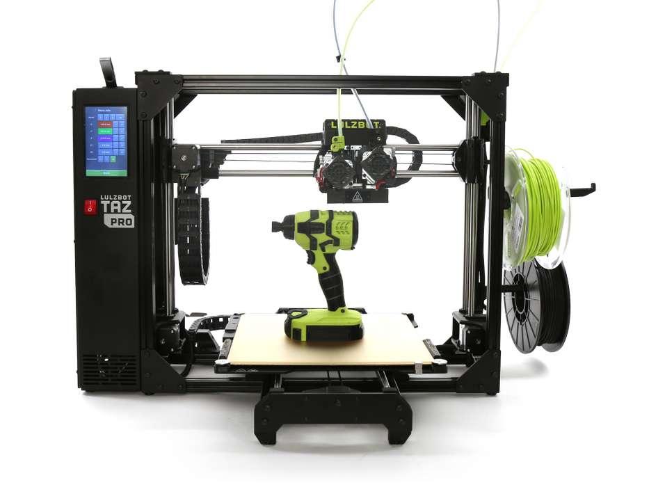 Impresora 3D - Lulzbot Taz Pro