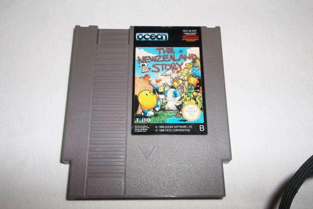 New Zealand Story Nintendo NES, PAL - Pixelfunk