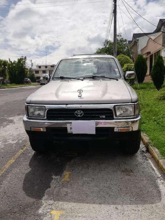 Toyota 4Runner 1993 - 186189 km