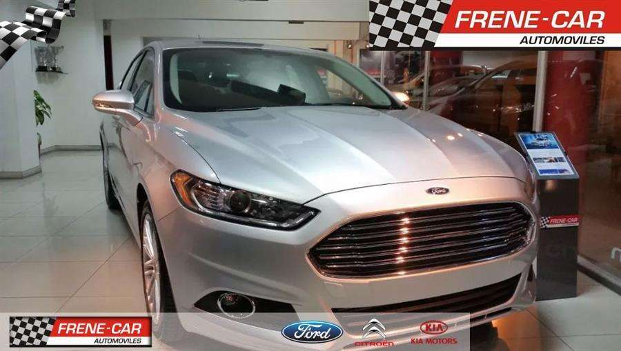<strong>ford</strong> Fusion 2015 - 0 km