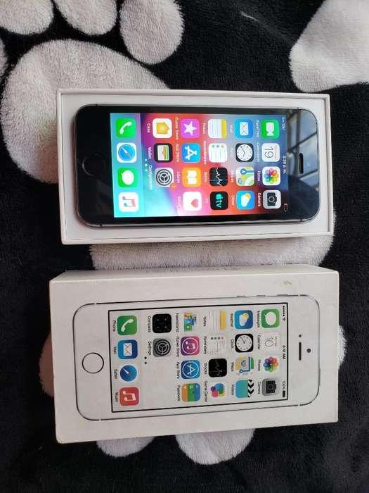 iPhone 5s de 16gb Caja Cargador, Per