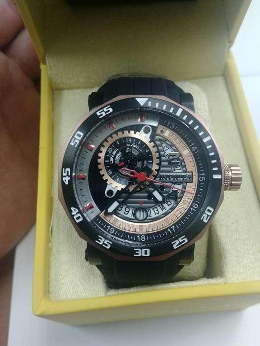 Reloj Invicta Automatico Nuevo
