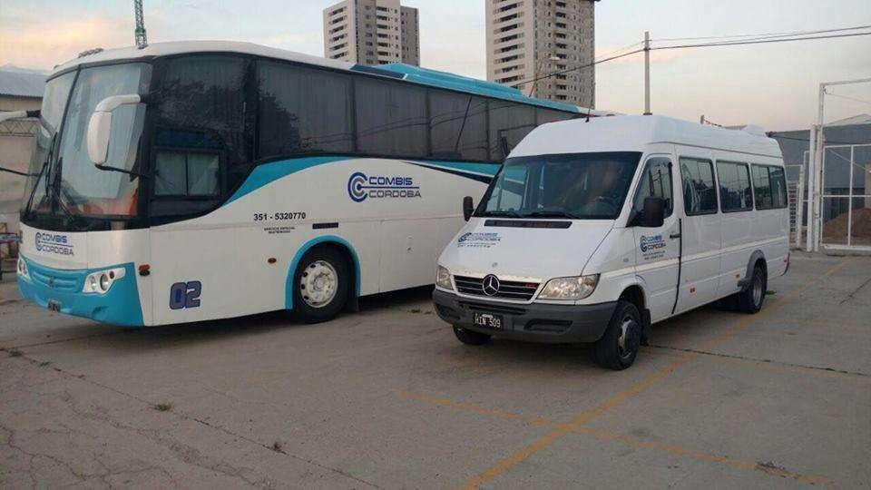 Alquiler De Combis Buses Y Minibuses Para Viajes Y Turismo.