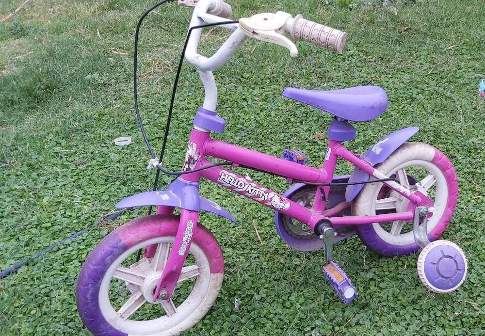 Vendo bici nena Gomas macisas