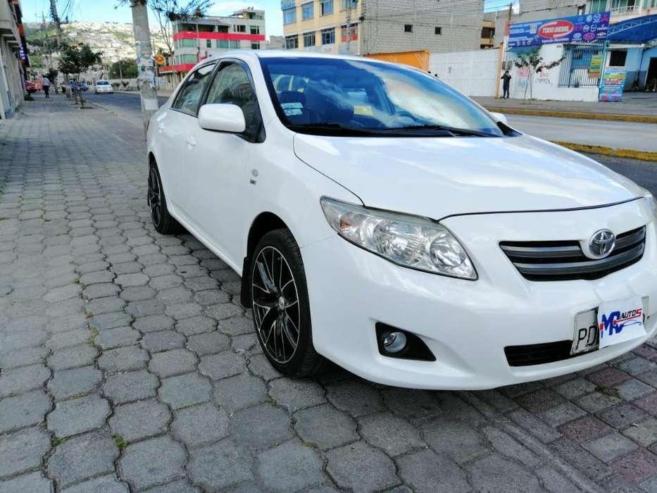 Toyota Corolla 2009 - 120000 km