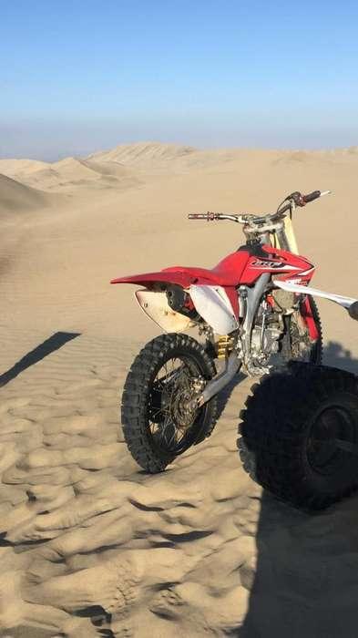 H honda Crf 250x 2010