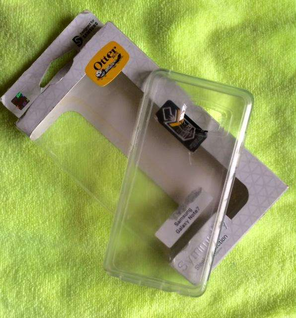 ESTUCHE CASE OTTERBOX SYMMETRY SERIES PARA SAMSUNG NOTE 7