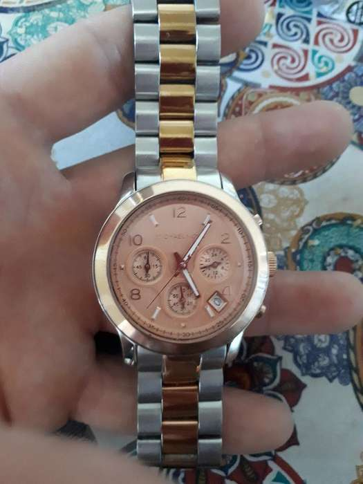 Reloj Michael Kors Impecable S/pila