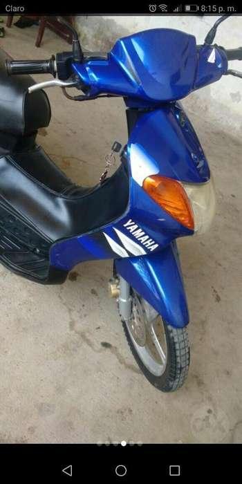 Yamaha Next 115 Cc, Matricula Al Día