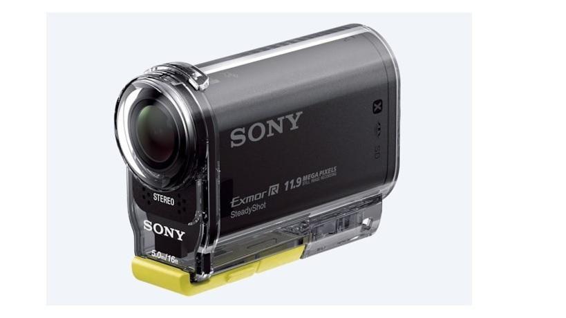 Camara Sony Hdr As20 Wifi Accion Gopro