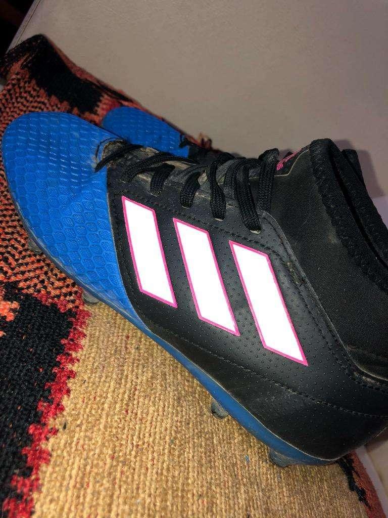 4ceef9ad1 Botines Botitas Adidas Talle 34 - Rosario