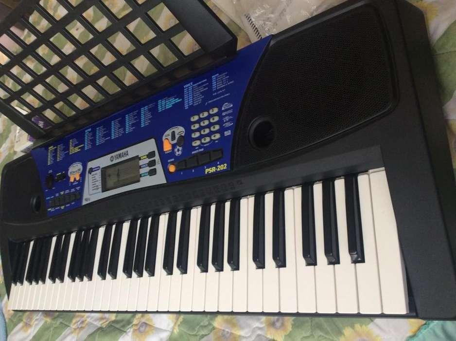 Organeta Yamaha PSR202 en su caja original