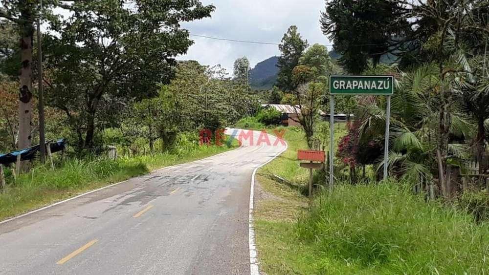 ID 105188 - Terreno Agrícola En Venta de 1Há en Oxapampa