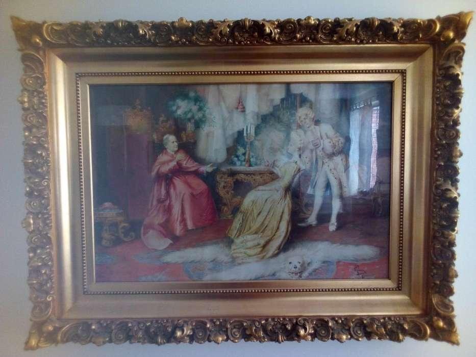 Pintura Italiana S. Xix Pietro Falena