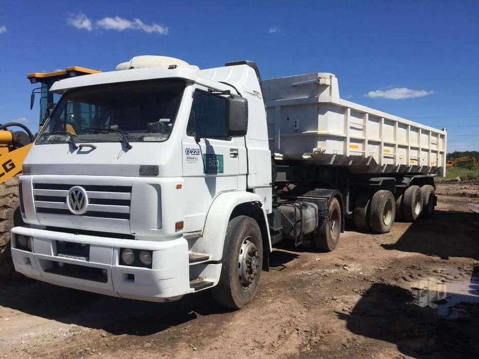 Camion con batea