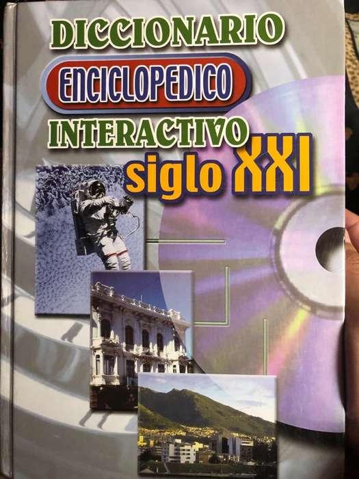 Vendo Diccionario Enciclopedico
