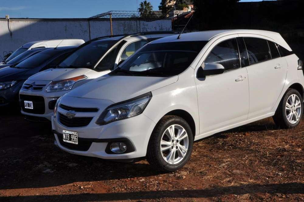 Chevrolet Agile 2014 - 70000 km