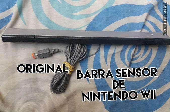 barra sensor original de nintendo wii precio fijo