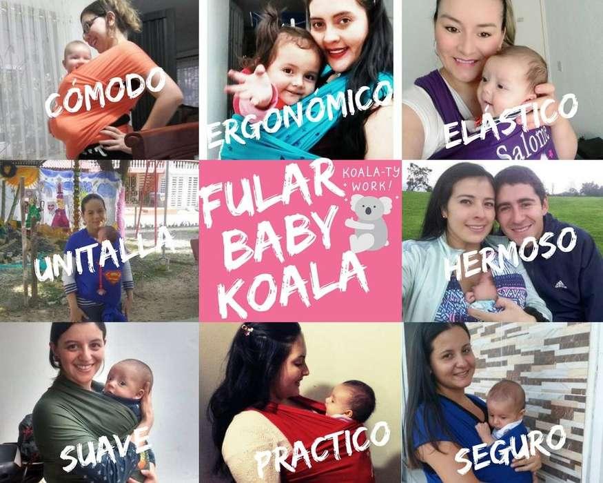 FULAR PORTA BEBÉ BABY KOALA GRATIS ENVIÓ