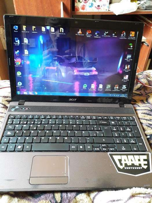 Vendo Notebook Acer O Permuto por Ps4