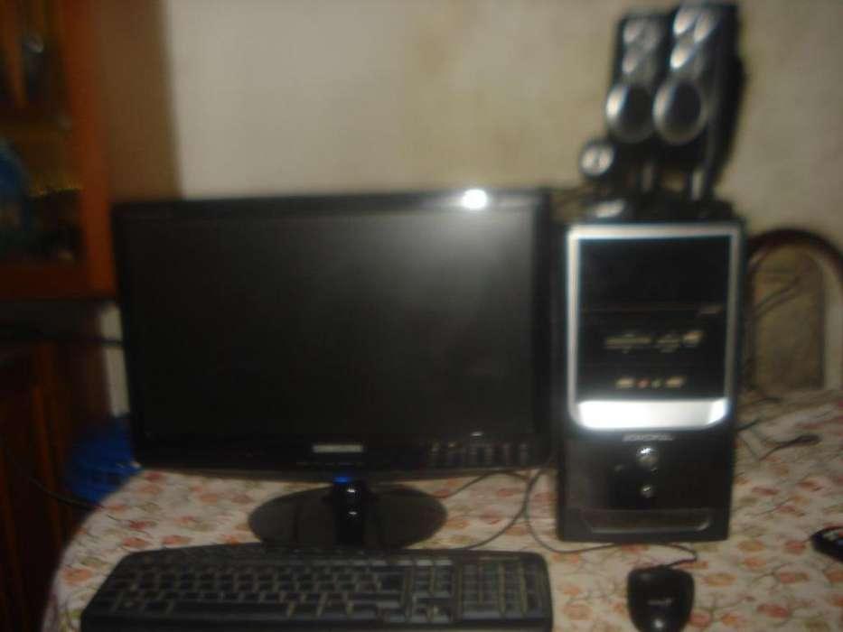 Computadora Admiral Athlon Ii C/monitor Lcd Samsung 19 Compl