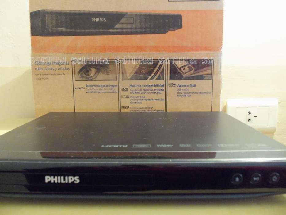 Reproductor DVD nuevo en caja con control 2000 pesos